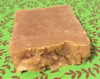 Lavender Patchouli Goat's Milk Soap Bar