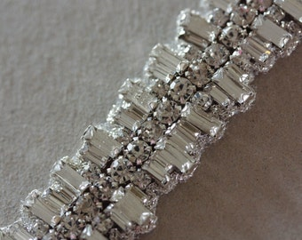 Bridal headband - Modern