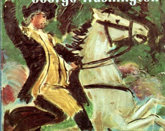 The Adventures of George Washington by Mickie Davidson