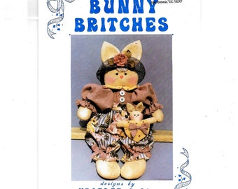 Bunny Britches Pattern 2611