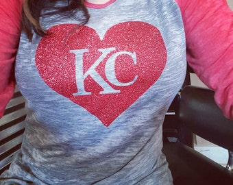 Red Heart KC Burnout