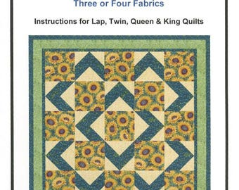 Walk About Quilt pattern by Grizzly Gulch Gallery Ann Lauer