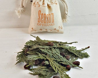 Fall Season Potpourri, Autumn Scented Sachets, Season Of Thanks, Maple Scented Sachets, Holiday Stocking Stuffer Bags, Thanksgiving Season