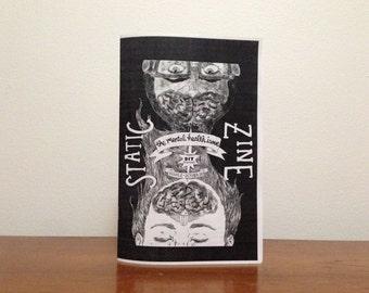 Static Zine #8: Mental Health