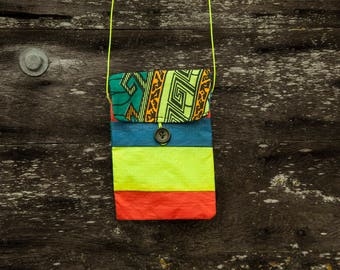 The Crusade Adventure Pouch (Recycled Paragliders, Malawi, Africa)