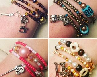 Seamstress - Sewing - Tailor Bracelet