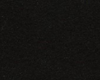 "18"" x 24"" Black Acrylic Felt FQ - equal to 4 Sheets Felt"