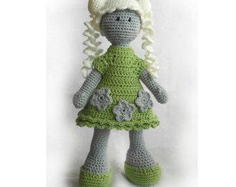 Ami Doll crochet pattern