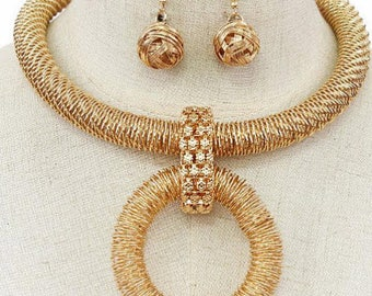 Statement Layer Necklace