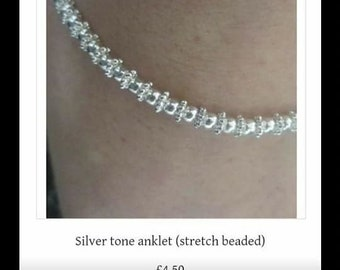 Anklet 10 INCHES