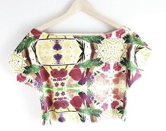 Women's Top/ Colorful Top/ Casual Shirt