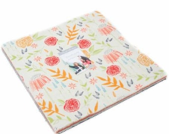 Creekside Layer Cake by Sherri and Chelsie for Moda Fabrics. 37530LC