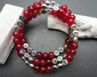 Braclet red