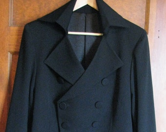 The Darcy Tailcoat