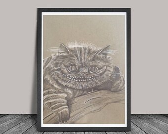 Cheshire Cat - Prints