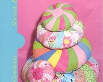 Swirl Cushions by Valori Wells - Sewing Pattern