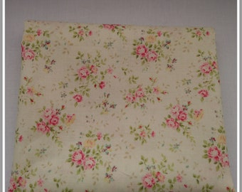 Cottage fabric coupon