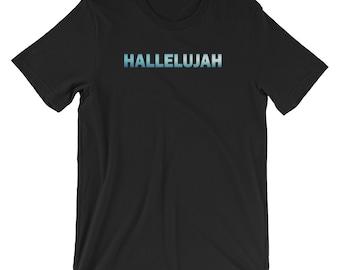 Hallelujah Christian T-shirt
