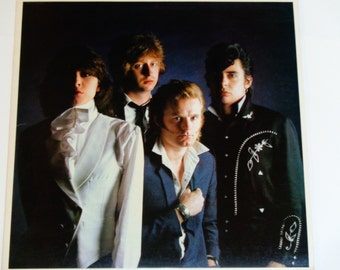 """The Pretenders II - New Wave Rock - """"Day After Day""""  """"Talk of the Town"""" - Chrissie Hynde - Sire Records 1981 - Vintage Vinyl LP Record Album"""