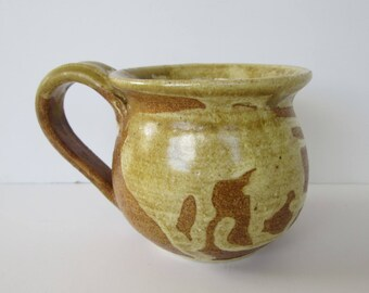 Hand Thrown Pottery Mug
