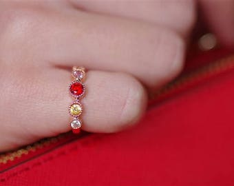 Mothers Ring, Mothers Birthstone Rings, Family Rings, Grandmothers Ring, Family Birthstone Rings, Grandma Rings, Mom Ring, Gifts for Mom
