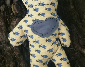 Handmade Cloth Voodoo Doll