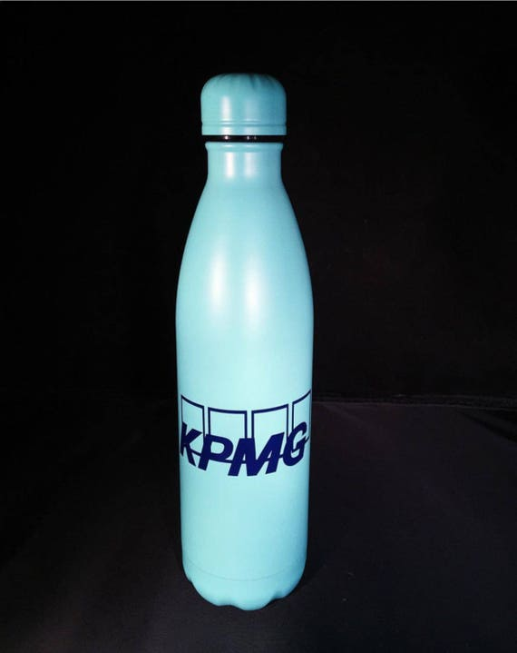Corporate Logo S'well Bottle - Corporate Gifts, Corporate Events, Boss Gift, Company Logo, Personalized Swell Water Bottle