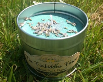The Forbidden Forest|Harry Potter|Soy Wax Candle|Scented Candle