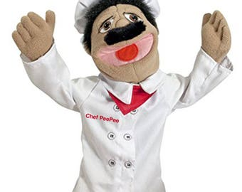 SML Chef PeePee Puppet