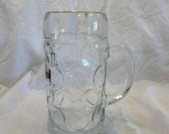 Stein, Glass, One Liter, Festbier, Germany
