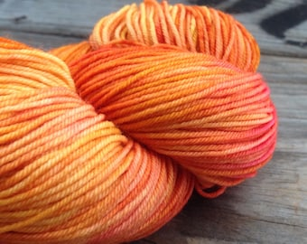 Blood Orange on Kama 75/25