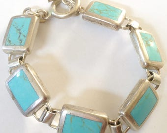 Mexican Turquoise Bracelet