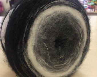 Sale yarn / Gradient yarn / yarn / acrylic yarn / hand spun yarn / 4 thread yarn / degrade yarn /hand knitting yarn / crochet yarn / winter