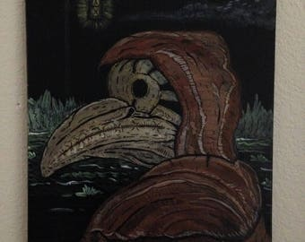 Plague Doctor Art