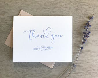 Thank You - Greeting Card Pack