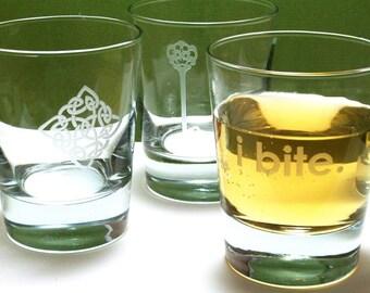 À l'ancienne 4 verres - votre choix