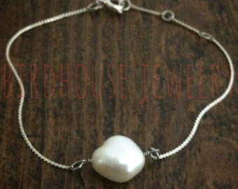 Bracelet perle bijoux - nichoir