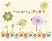 You Are My Sunshine Sign ...
