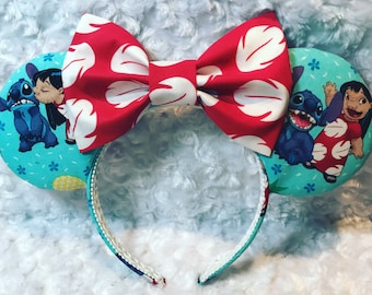 Lilo and Stitch inspired Ears