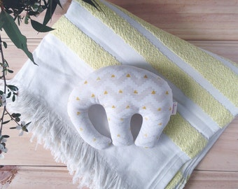 Ellie the Elephant cushion