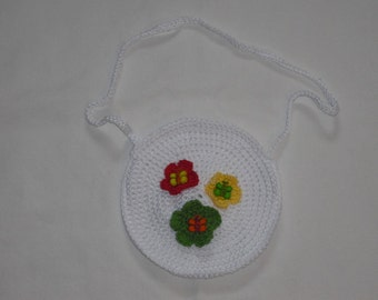 Children bag - pouches - crochet bags - bag - handmade - kindergarten bag