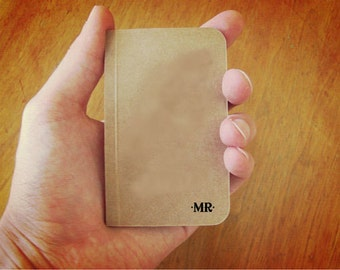 Notebook Refill for Leather Notebook Cover