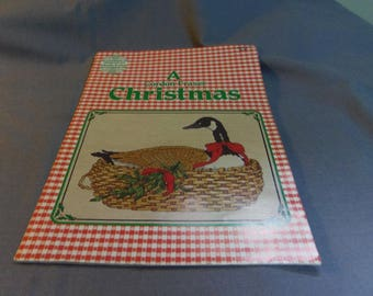 Counted Cross Stitch Patterns, A Gordon Fraser Christmas, 10 designs, 1984