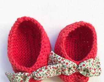 100% handwoven cotton baby socks baby