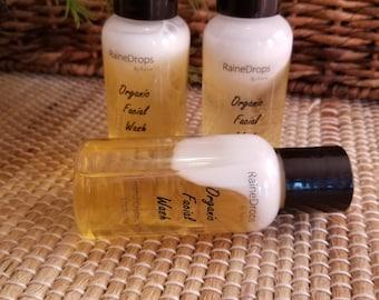 Organic Facial Wash