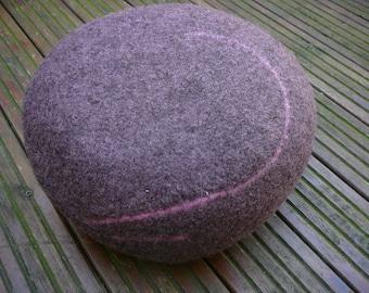 zafu meditation stone