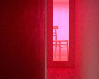 Passenger | Fine art installation  | lighting installation