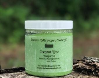 Customize Your Sugar Scrub ~ Jojoba Bead Sugar Scrub ~ Exfoliating Scrub