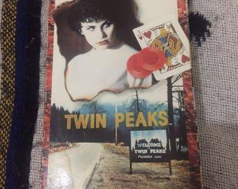 1990s OG Twin Peaks VHS Episode 006