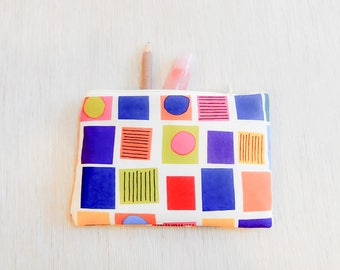 Mothers Day Gift/ Marimekko Gift for Her/ Gift for Wife/ Make Up Bag/ Coworker Gift/ Best Friend Gift/ Sister Gift/ Pencil Case/ Women Gift